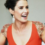 My Interview with Cobie Smulders, Maria Hill in The Avengers! #TheAvengersEvent