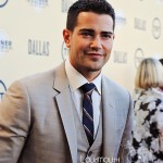 Wordless Wednesday, Jesse Metcalfe with Linky! #Dallas_TNT