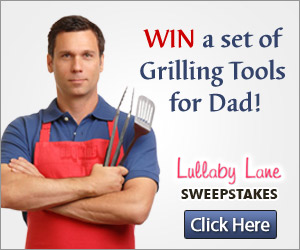 Father's Day Grilling Set Ending Soon! #Giveaway