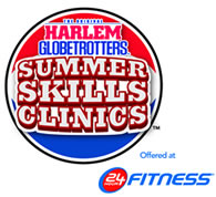 Receive $10 Savings on The Harlem Globetrotters Summer Skills Clinic!!! #Texas
