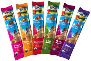 CLIF Kid Zfruit, Snacks on the Go!