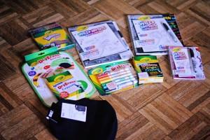 POLLY-O/KRAFT String Cheese teams up with Crayola!  #Giveaway #KRAFTStringCheeseB2S