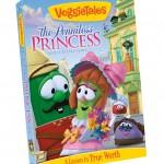 VeggieTales Penniless Princess DVD!