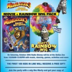 MADAGASCAR 3 EUROPE'S MOST WANTED DVD Giveaway and DALLAS Zoo Event Info!
