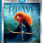 BRAVE on Blu-ray, DVD and Digital Download!