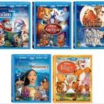 Disney Titles Now on Blu-ray!