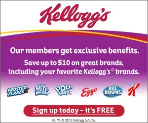 Kellogg's Family Rewards