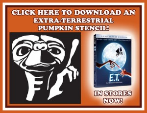How to Carve an E.T. Pumpkin!