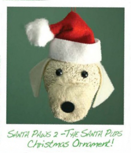 The Santa Pups Provide Holiday Crafting & Baking Fun!