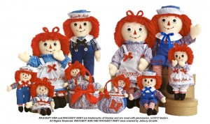Raggedy Ann! Review and #Giveaway