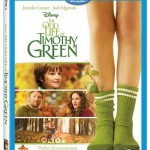 THE ODD LIFE OF TIMOTHY GREEN on Blu-ray/DVD! #Review #Giveaway