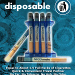 Quitting Smoking with NICOmate #Review #Giveaway