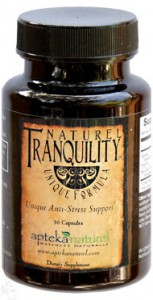Got Stress?  Knock it out with Tranquility Naturel #Giveaway