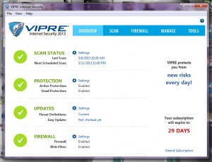 VIPRE Internet Security, Free Trial!