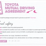 Toyota and Teen Vogue, Pledge to Drive Safely! #Giveaway