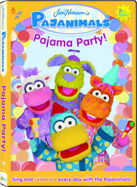 Pajanimals Pajama Party! DVD #Giveaway