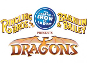 RINGLING BROS. AND BARNUM & BAILEY® CIRCUS PRESENTS DRAGONS #Dallas #Giveaway