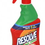 Knock Out Stains with Resolve #ResolveMyStain and Share your Tip for a Chance to Win!