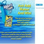 Summer Plans #JustAddWater Giveaway