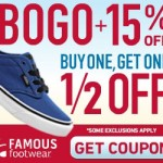 Famous Footwear Printable Coupon