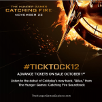 THE HUNGER GAMES, CATCHING FIRE #TickTock12
