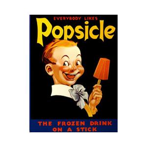 Popsicle History!  #Popsicle #Ambassador