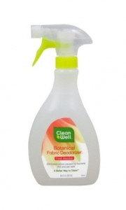 CleanWell Botanical Fabric Deodorizer