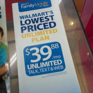 The Perfect Teen Christmas Gift with Walmart Family Mobile with  Unlimited Plans