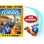 Turbo, DVD Giveaway! #Giveaway