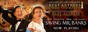 Saving Mr. Banks, Grab the Tissues #SavingMrBanks #DisneyFrozenEvent
