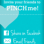 PINCHme!  I Love Free Stuff! #MC #Sponsored