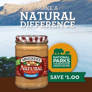 Peanut… Peanut Butter! Support National Parks! #MC