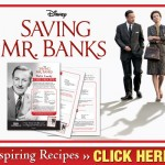 Walt Disney's Chili Recipe and More! #SavingMrBanks