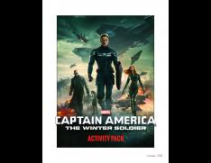 Captain America Printable Coloring Pages