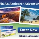 Arnicare Adventure Sweepstakes