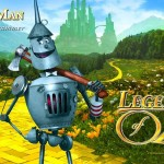 LEGENDS OF OZ, DOROTHY'S RETURN! GIVEAWAY! #LegendsofOz
