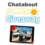 Chatabout Super Summer Giveaway