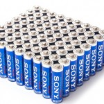 72-Pack of Sony Stamina Plus Alkaline AA or AAA Batteries for $15.99!