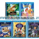 These 5 Disney Classics are Coming to Blu-ray!
