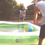 Backyard Activities with Fruit Shoot #fruitshoot #StuntHunt #SP