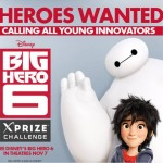 Heroes Wanted! XPRIZE Is Launching A Video Contest For 8-17 Year-Olds
