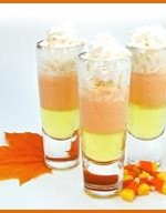 candy corn shooter