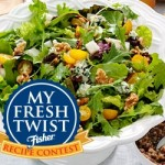 "Enter Fisher ""My Fresh Twist"" Recipe Contest"