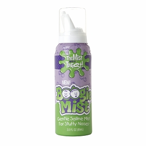 Avoid Dry Winter Nosebleeds with Boogie Mist!