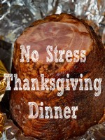 No Stress Thanksgiving Dinner