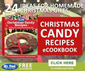 Christmas Candy Recipes eCookbook