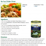Easy Chicken Recipe! Save Time this Season