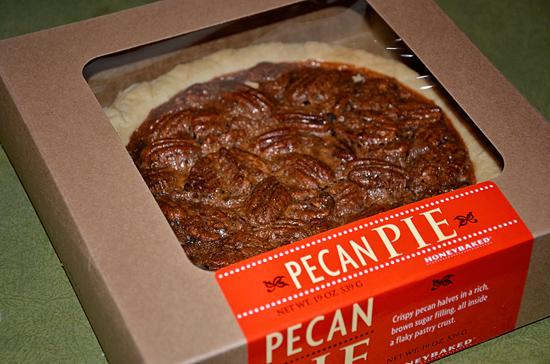 honeybaked ham pecan pie