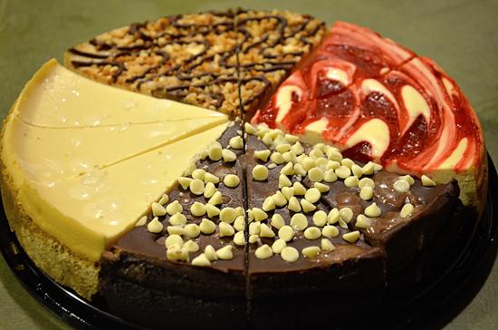honeybaked cheesecake