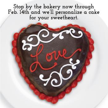 market street valentines day cake